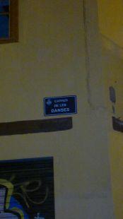 Calle Danzas