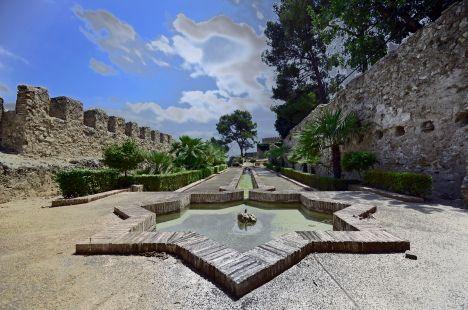 Paseo Castillo de Xativa