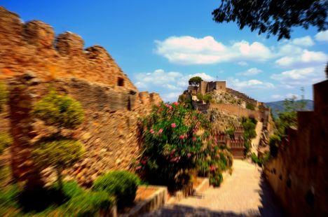 Castillo de Xativa 2