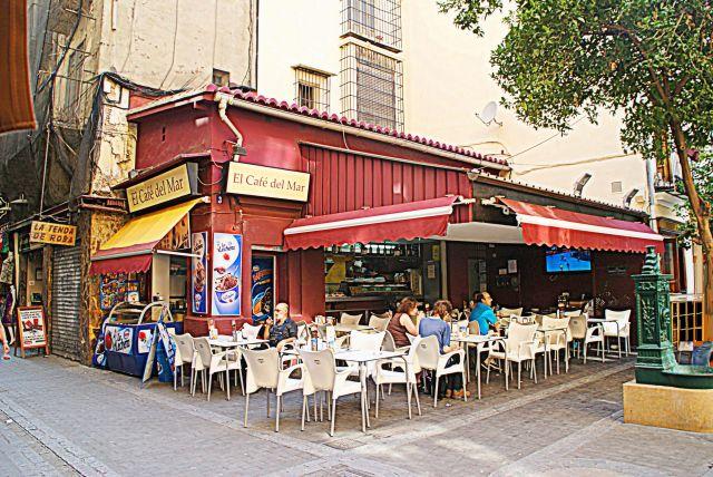 El Cafe del mar