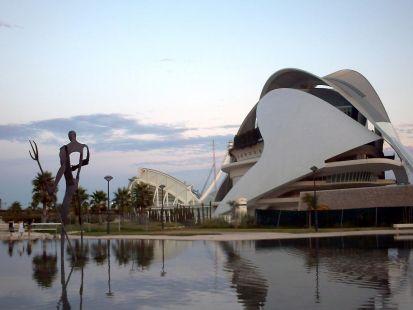 Ciutat de les Arts i de les Ciencies