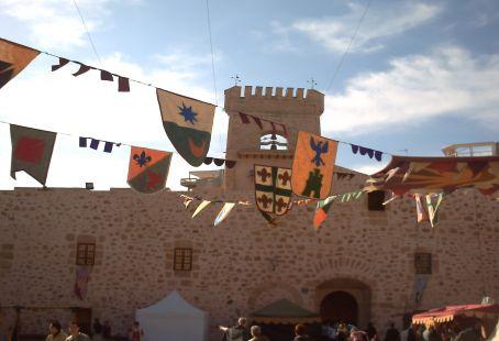 Mercado medieval en Santa Pola