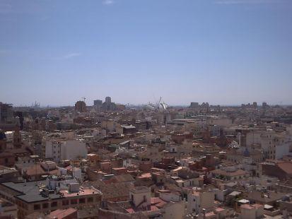 Valencia desde el Micalet