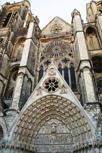 Bourges, Catedral