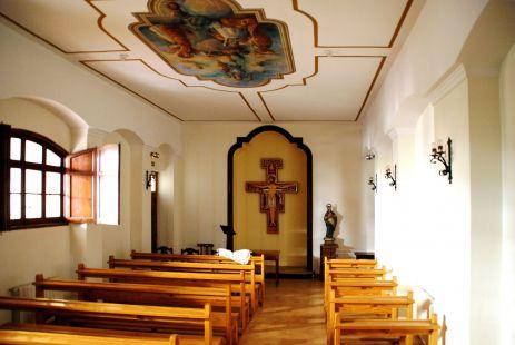 Convento de Los Angeles, Oratorio