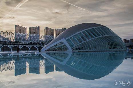 Ciudad de last artes y las ciencias