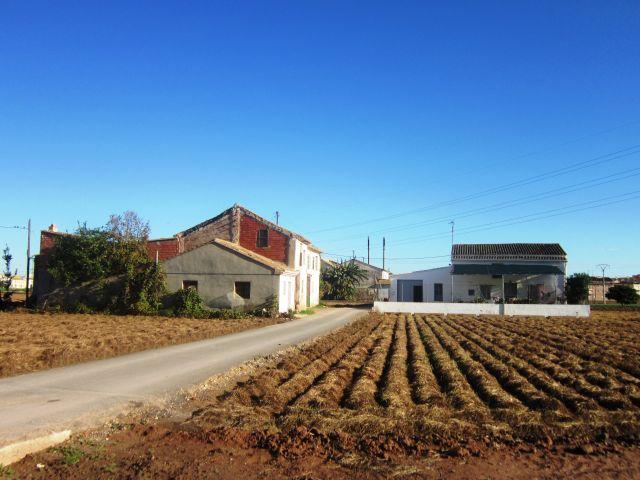 Alquerias Huerta de Valencia