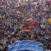 Celebraci� de l'ascens del Llevant UE a 1a divisi�