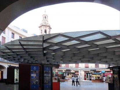 Plaça Redona
