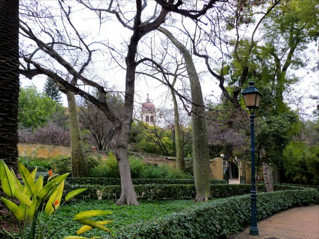 Jard n de ayora fotos de mi barrio for Jardin de ayora