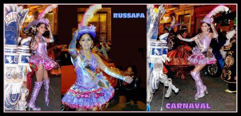 Russafa, Carnaval