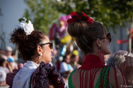 II Feria de Sevillanas