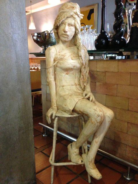 Amy winehouse Adolfo Marzal