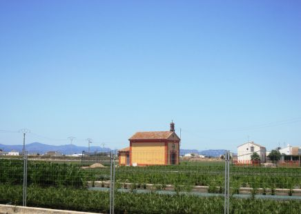 Ermita San Cristobal de Alboraya