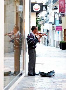 Solo de violín