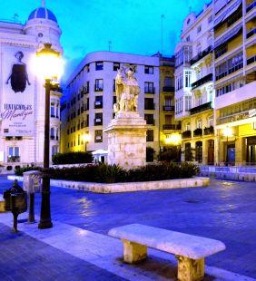 Plaza de Tetuán