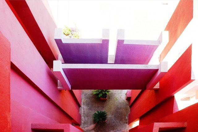 Murtalla Roja, Calpe