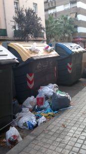 Pedimos al ciudadano que recicle ???