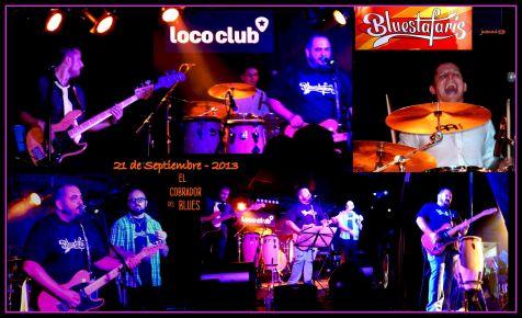 Loco Club, Bluestafaris