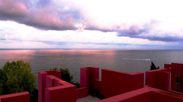 Muralla Roja, La Manzanera