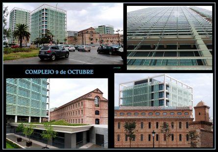 Antigua cárcel modelo, hoy Ciudad Administrativa