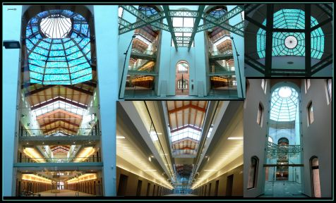 Ciudad Administrativa, Nou Moles