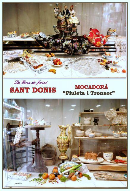 Sant Donis, Mocadorá