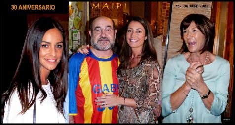 Russafa, MAIPI celebra  30 Aniversario