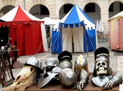 Haloween medieval