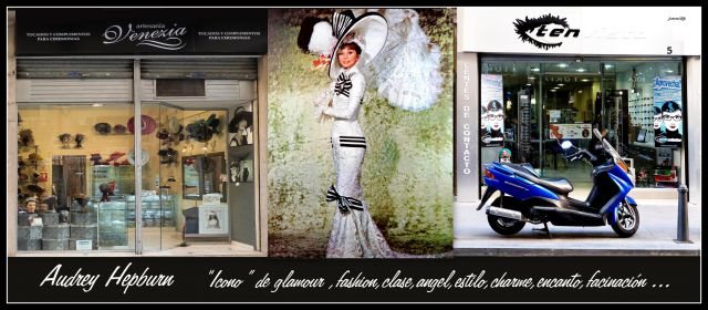 Homenaje a Audrey Hepburn