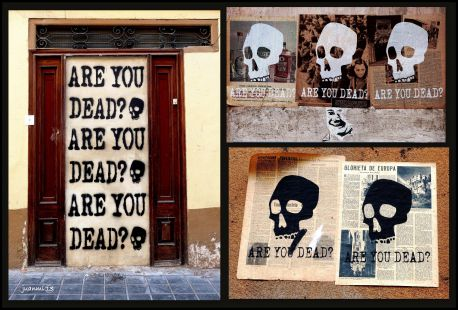ARE YOU DEAD