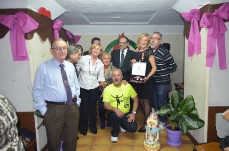 Proclamacion de la Fallera Mayor,Maria Jose Martinez de la Falla Ripalda-Sogueros