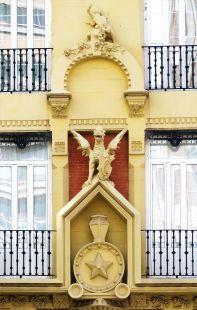 Casa de los Dragones 1901