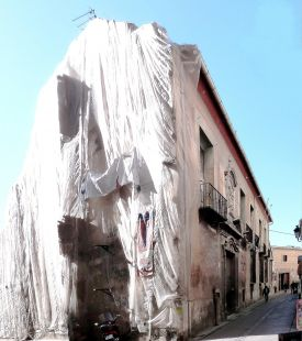 Colegoi Mayor de La Seda, ruinas