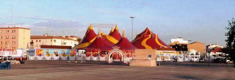 El circo. y el mar