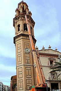 San Valero, Retornan las campanas