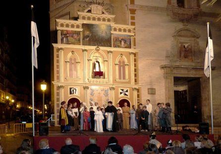 Altar de Russafa, Sant Vicent