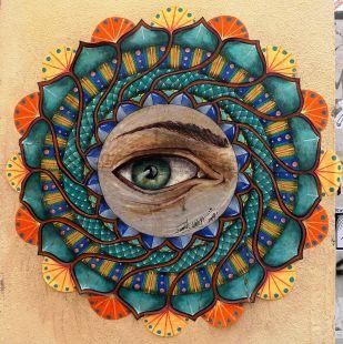 Russafa, grafiti