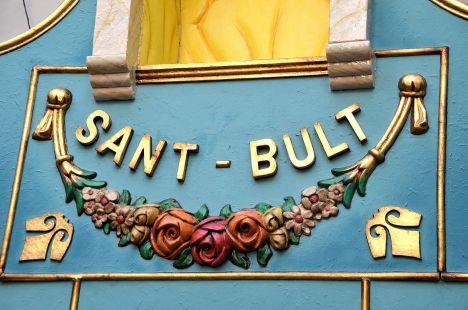 Altar de San Bult