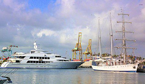 La Marina Real, Juan Carlos I