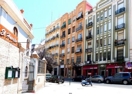 Russafa, El Huerto