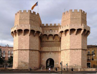 Porta de Serrans