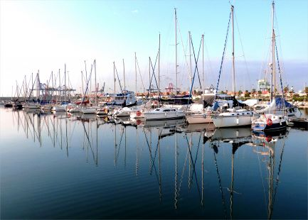 Port de Valencia, Marina Real