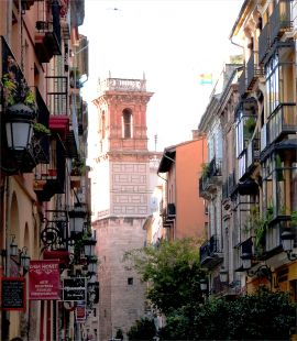 Torre de San Bartolome