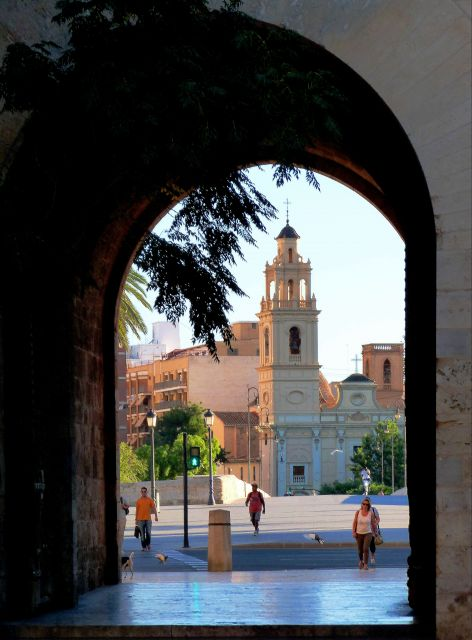 Porta dels Serrans