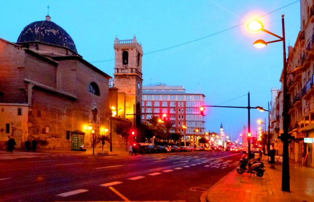 Avenida del Puerto