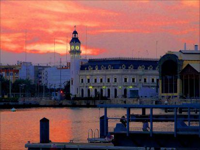 Port  de Valençia