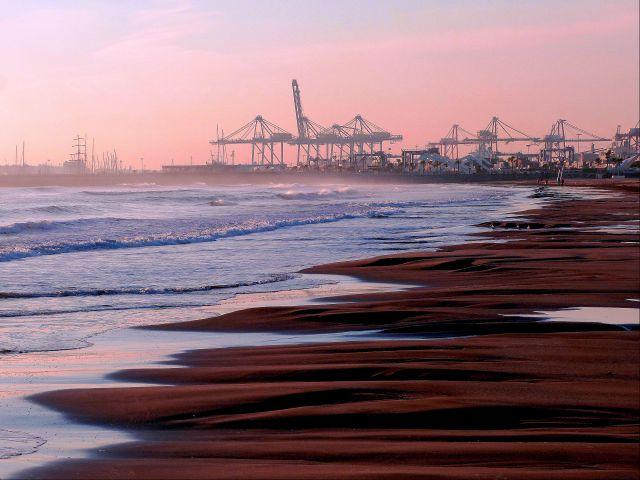 playa de la Arenas